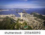 Rio De Janeiro  Brazil   Aeria...