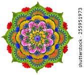 Floral Mandala   The Sacred...