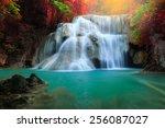 Постер, плакат: Huay Mae Kamin Waterfall