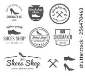 set of vintage logo  badge ...