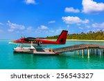 Seaplane At Maldives   Nature...