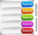 colorful  rounded submit...