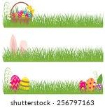 stock vector illustration set... | Shutterstock .eps vector #256797163