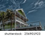 Architectural Building Palms I...
