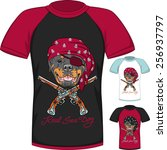 Vector Men T Shirt Design...