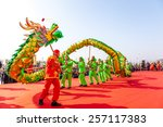 Deqing China   Mar 2  Dragon...