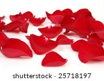 petals of roses | Shutterstock . vector #25718197