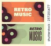 retro  vintage vinyl record...