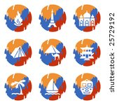 paint icon set 22 | Shutterstock .eps vector #25729192