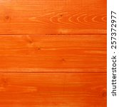 Orange Paint Coated Wooden Pin...
