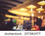 Blurred Cafe   Retro Effect...