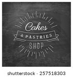 cakes and pastries shop...