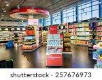 geneva   sep 16  shop interior... | Shutterstock . vector #257676973