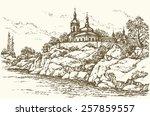 Old Edifice Of Orthodox...