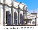 Facade Of The Union Station In...