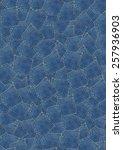 blue jeans pocket for background | Shutterstock . vector #257936903