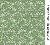 vector seamless pattern.... | Shutterstock .eps vector #257986877