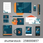 classic and professional... | Shutterstock .eps vector #258000857
