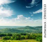 Beautiful Green Mountain...
