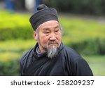 Chengdu   July 2  Taoist Pries...