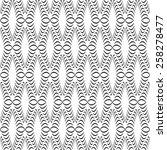 blue seamless graphic pattern ...   Shutterstock .eps vector #258278477
