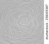 tree rings background. vector... | Shutterstock .eps vector #258335387
