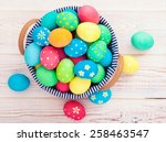 easter   Shutterstock . vector #258463547
