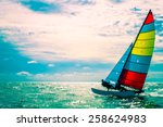 The sailboat  the enjoy...