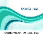 abstract background with... | Shutterstock .eps vector #258833153