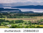 Horizontal Vermont Countryside...