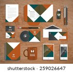vector graphic professional... | Shutterstock .eps vector #259026647