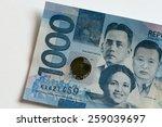 One Thousand Pesos Philippine...
