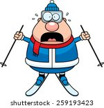 a cartoon illustration of a...   Shutterstock .eps vector #259193423