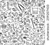 Hand Drawn Garden Icons...