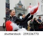 vilnius  lithuania march 7 ...   Shutterstock . vector #259236773