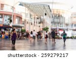 abstract of blurred people... | Shutterstock . vector #259279217