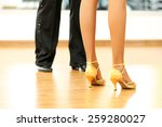 beautiful womanish and... | Shutterstock . vector #259280027