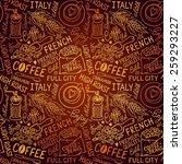 seamless vector experience...   Shutterstock .eps vector #259293227