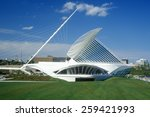 Exterior Of The Milwaukee Art...