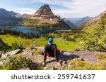 Hike In Glacier National Park ...
