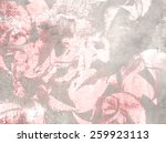 Soft Floral Pattern   Abstract...