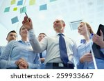 business  people  teamwork and... | Shutterstock . vector #259933667