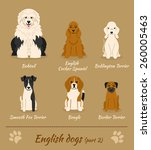 Set Of English Dogs   Part 2....