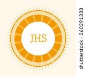 catholic religion design ... | Shutterstock .eps vector #260291333