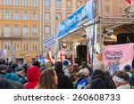 munich  germany   february 07 ... | Shutterstock . vector #260608733