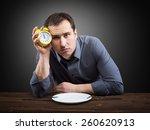 slow restaurant service concept