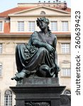 Small photo of GRAZ, AUSTRIA - JANUARY 10, 2015: Archduke Johann Fountain, allegorical representation of the river Drau, Hauptplatz square, Graz, Styria, Austria on January 10, 2015.