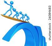 risk management riding bar... | Shutterstock . vector #26084683
