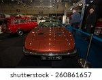 ������, ������: Sports car Maserati Indy