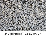 Granite Gravel Background